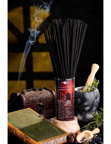Mazo de 100 sticks incienso de monasterio artesanal
