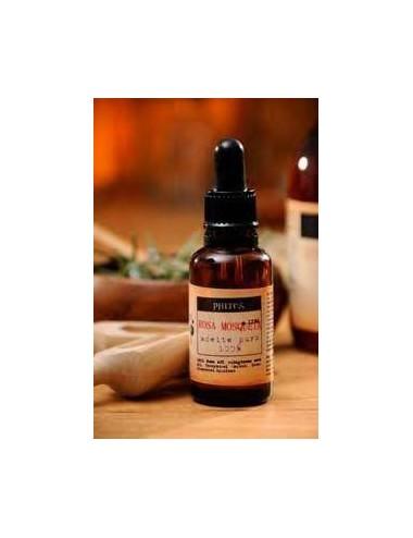 Aceite de Rosa Mosqueta 100%, frasco 30 ml.