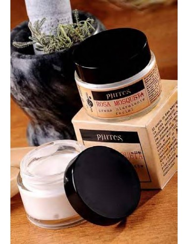 Crema hidratante facial, tarro 50 ml.