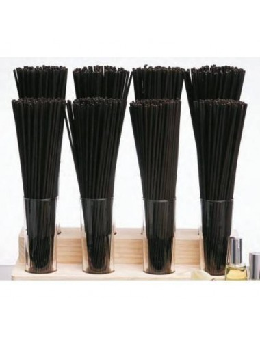 Pack AHORRO 10 - 100 sticks incienso perfume 32 cm - 7 fragancias diferentes