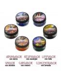 Pack ahorro tarros aromatizadores de espuma serie Hogar