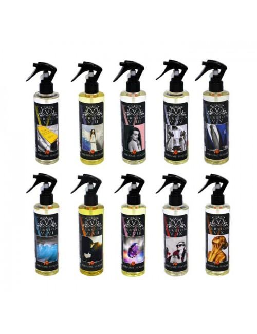 Perfume hogar spray Esencia Universal VERSION, 250 ml.
