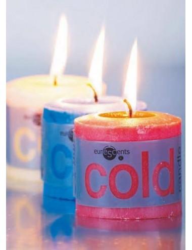Vela cold 50x55, caja 6 unds.