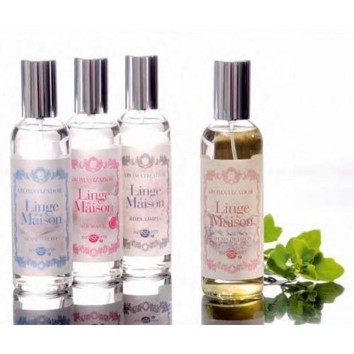 Spray de ambiente Linge de Maison, 100 ml.