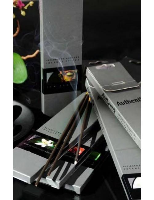 Incienso aromático Authentiks, caja 20 sticks