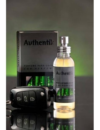 Perfumador coche y viaje en spray Authentik, 50 ml.