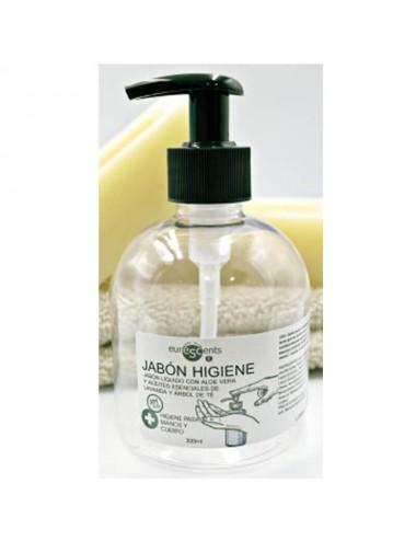Jabón higienizante 250 ml.
