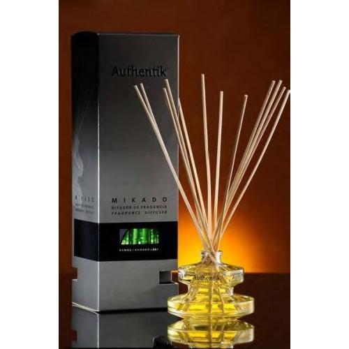 Mikado diseño Authentik, frasco vidrio 100 ml.