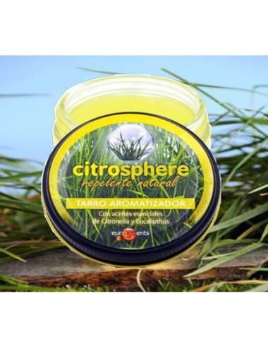 Tarro aromatizador anti-mosquitos 50 ml.