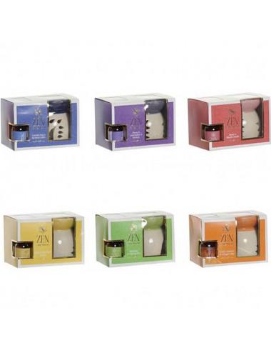 Pack evaporizador difusor esencias varios colores