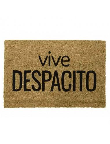 "Felpudo original ""Vive despacito"""