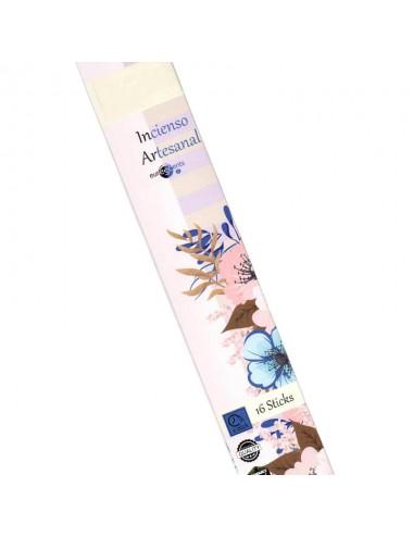 Estuche 16 sticks incienso colección Floral