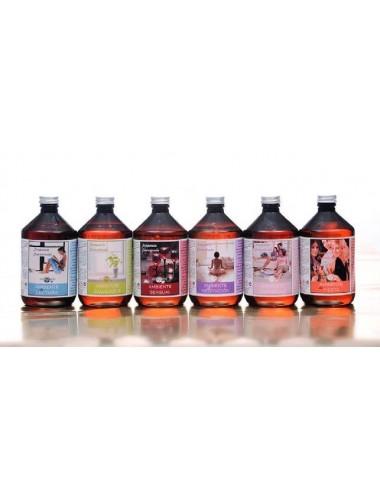 Hidrofragancia AMBIENTES, frasco 500 ml.