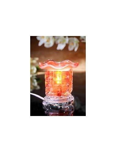 Evaporador/lámpara eléctrico Cubo