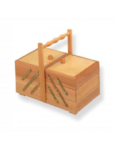 Caja de trabajo madera